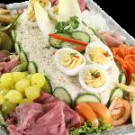 Rundvlees salade luxe